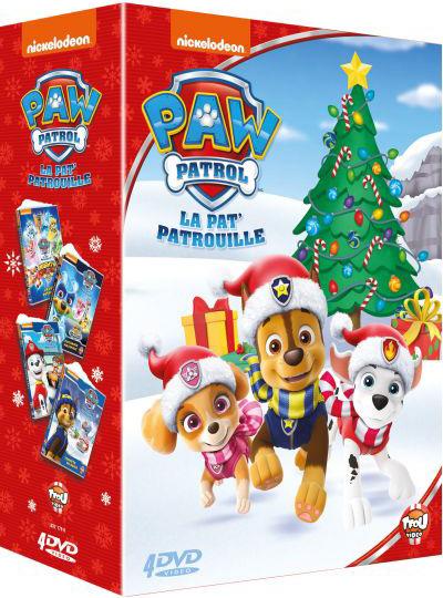 Paw Patrol, La Pat' Patrouille : Tempète de neige / Devan Cohen, voix | Cohen, Devan. Voix d'homme
