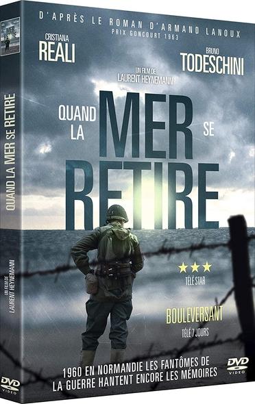 Quand la mer se retire . DVD / Laurent Heynemann, réal.  | Heynemann , Laurent . Metteur en scène ou réalisateur