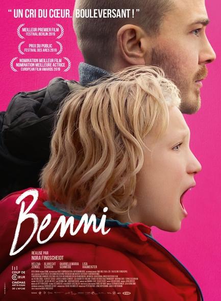 Benni = Systemsprenger / Nora Fingscheidt, réal.  | Fingscheidt , Nora . Metteur en scène ou réalisateur. Scénariste