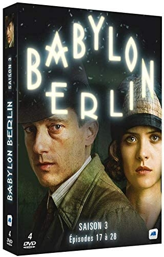 Babylon Berlin : 4 DVD | Handloegten, Henk. Réalisateur