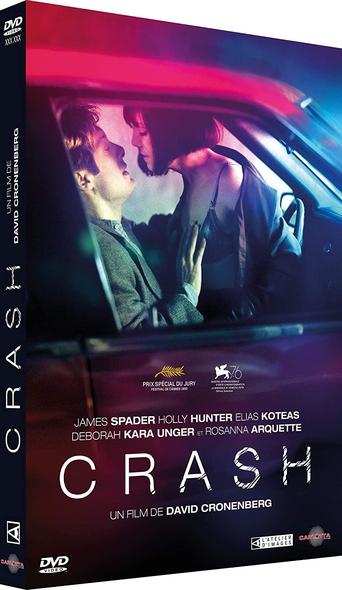 Crash | Cronenberg, David, réalisateur, scénariste