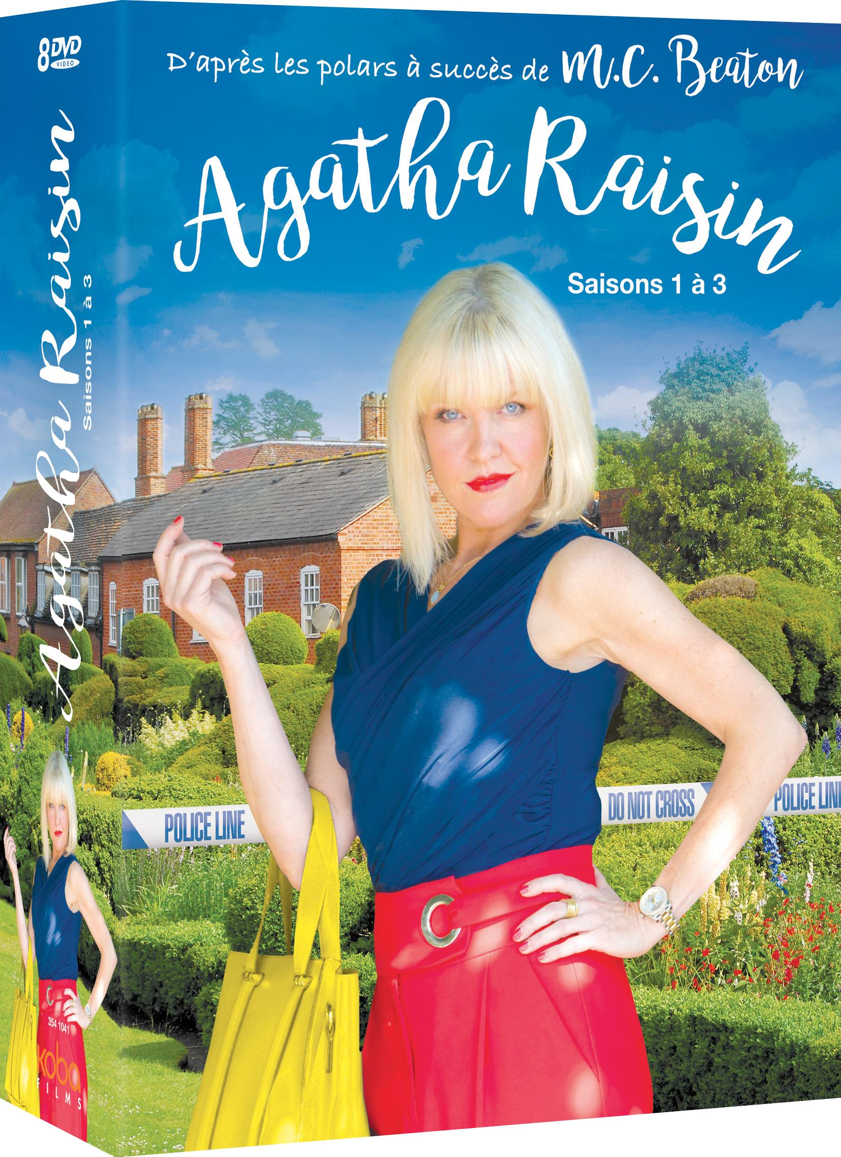 Agatha Raisin : Saison 2 / Série télévisée  | Bangura , Roberto . Metteur en scène ou réalisateur
