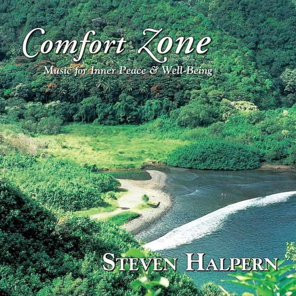 Comfort zone | Steven Halpern. Interprète