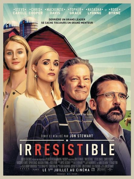 Irresistible / Jon Stewart, réal.  | Stewart , Jon . Metteur en scène ou réalisateur. Scénariste