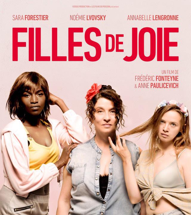 Filles de joie / Film de Frédéric Fonteyne et Anne Paulicevich  |