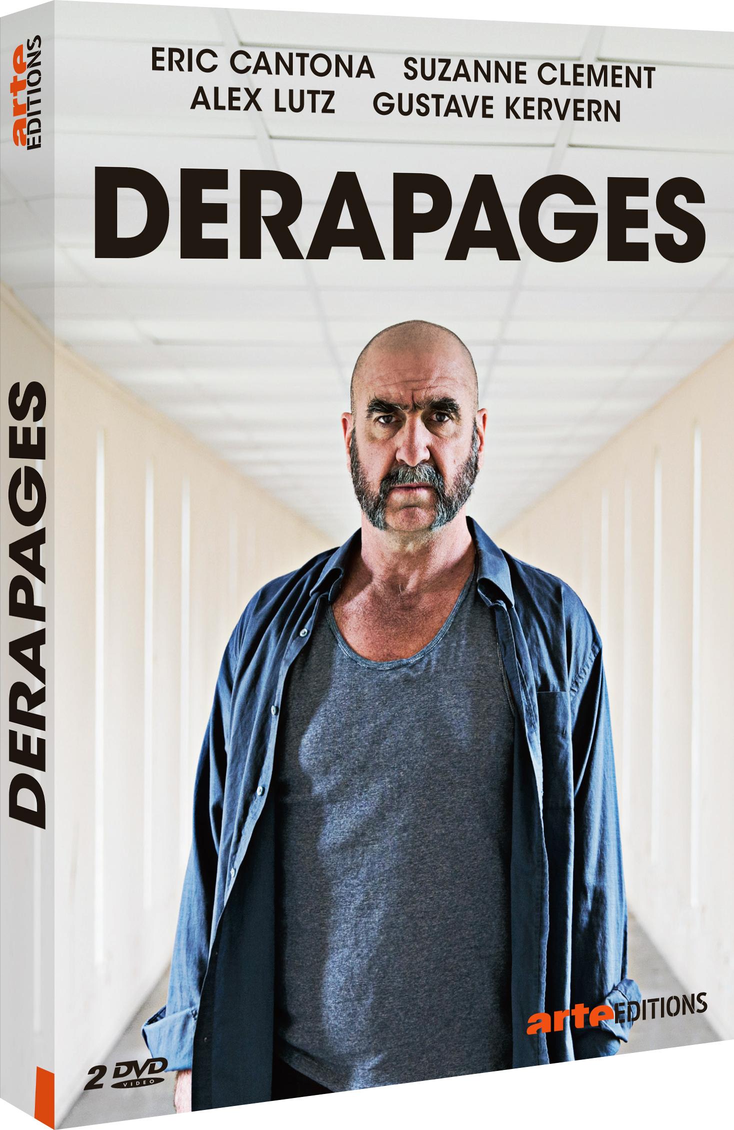 Dérapages / Série télévisée de Ziad Doueiri  | Doueiri, Ziad. Metteur en scène ou réalisateur