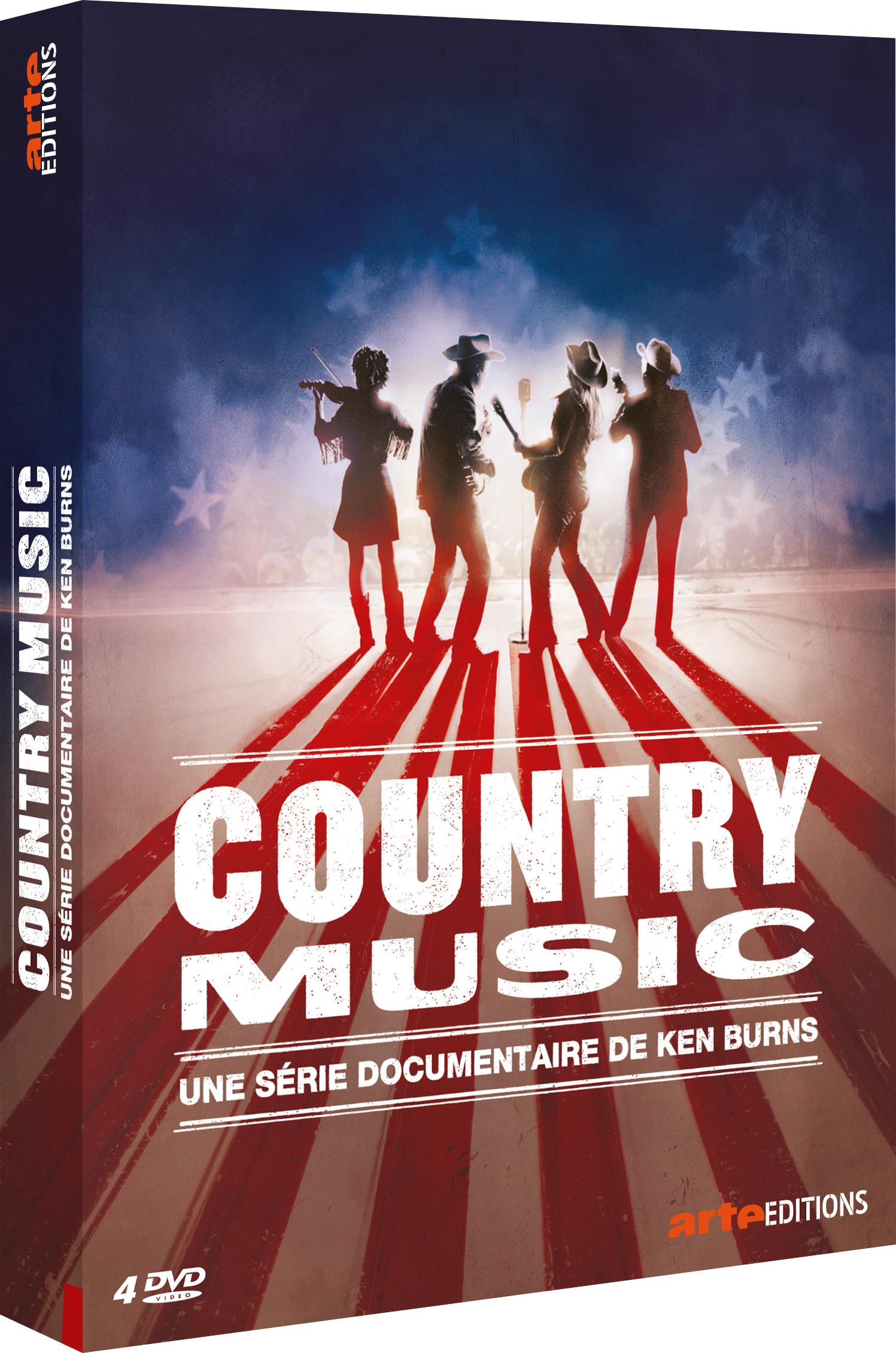 Country Music . DVD / Ken Burns, réal.  |