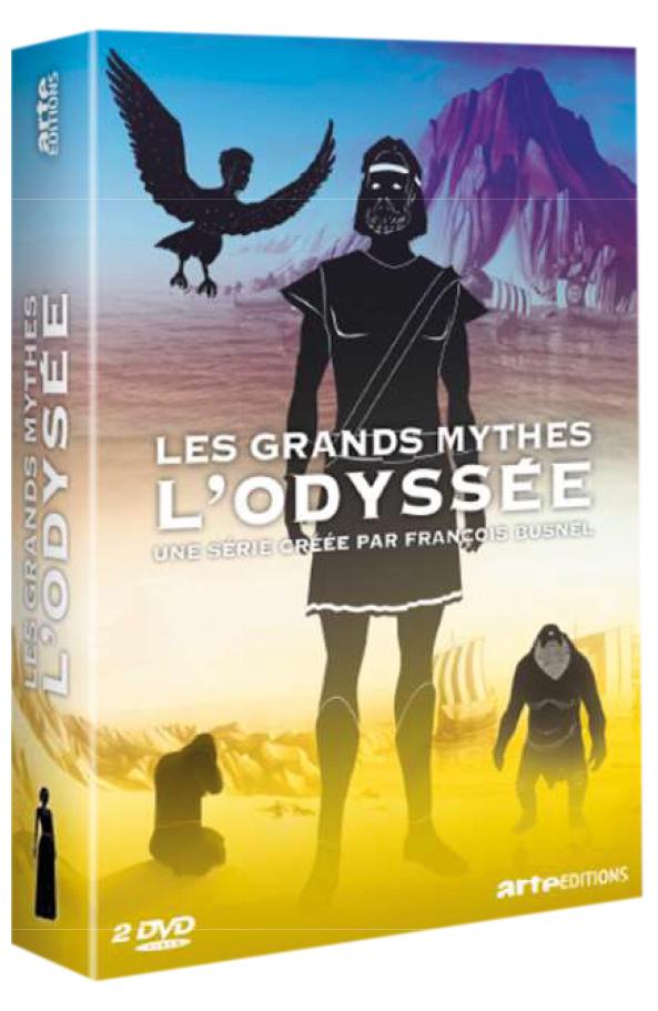 Les Grands Mythes : L'Odyssée / une série crée par François Busnel | Busnel, François (1969-....), auteur