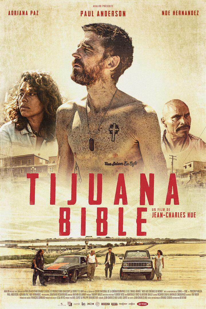 Tijuana Bible / Film de Jean-Charles Hue  | Hue, Jean-Charles. Metteur en scène ou réalisateur. Scénariste