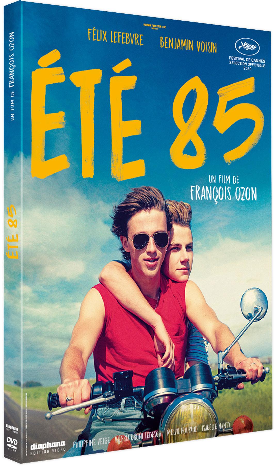 Eté 85 / Film de François Ozon  | Ozon, François. Metteur en scène ou réalisateur. Scénariste