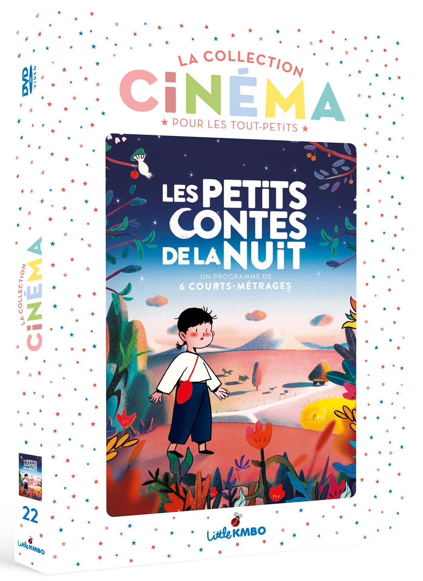 Les Petits contes de la nuit / Films d'animation | Tesseur, Ben. Metteur en scène ou réalisateur