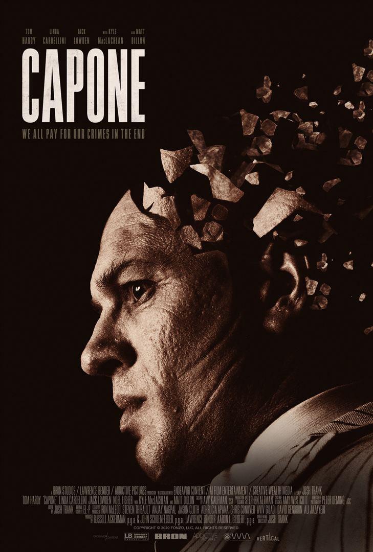 Capone : (Fonzo) / Film de Josh Trank  | Trank , Josh . Metteur en scène ou réalisateur. Scénariste