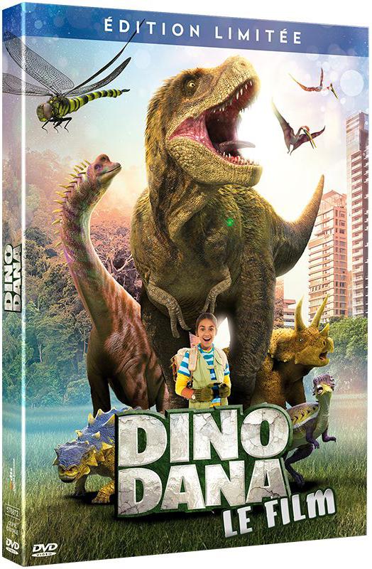 Dino Dana : Le Film / Film de J.J. Johnson  | Johnson, J.J.. Metteur en scène ou réalisateur. Antécédent bibliographique