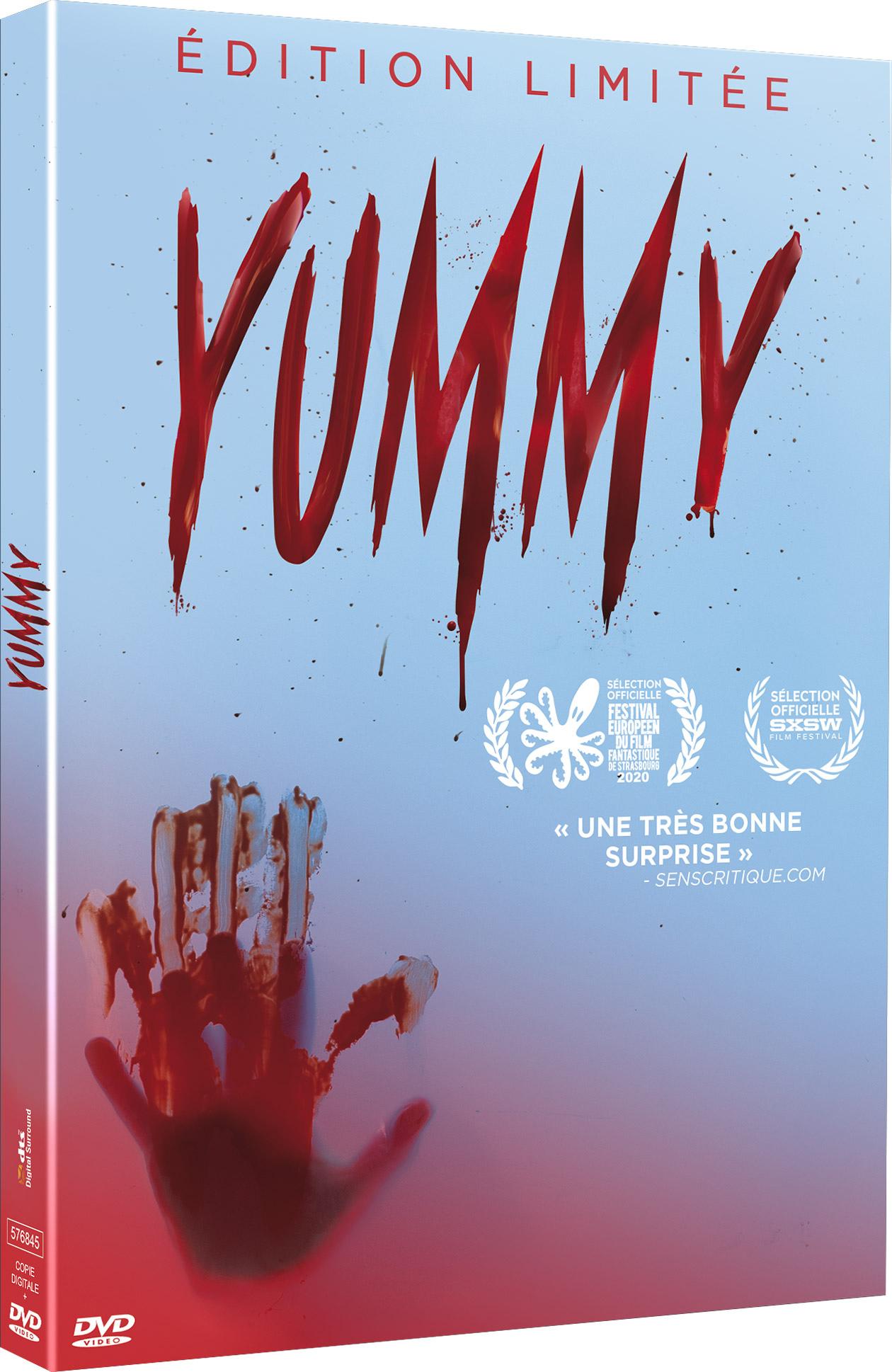 Yummy / Lars Damoiseaux, réal.  | Damoiseaux , Lars . Scénariste