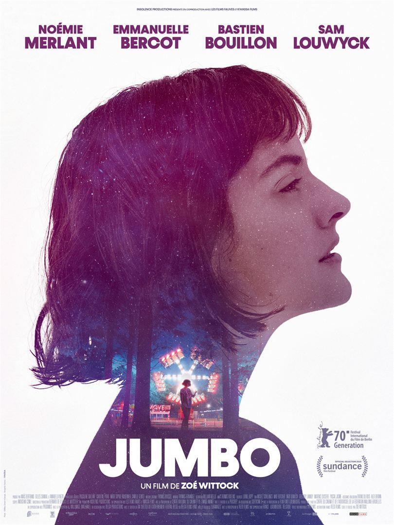 Jumbo / Film de Zoé Wittock  | Wittock , Zoé . Metteur en scène ou réalisateur. Scénariste