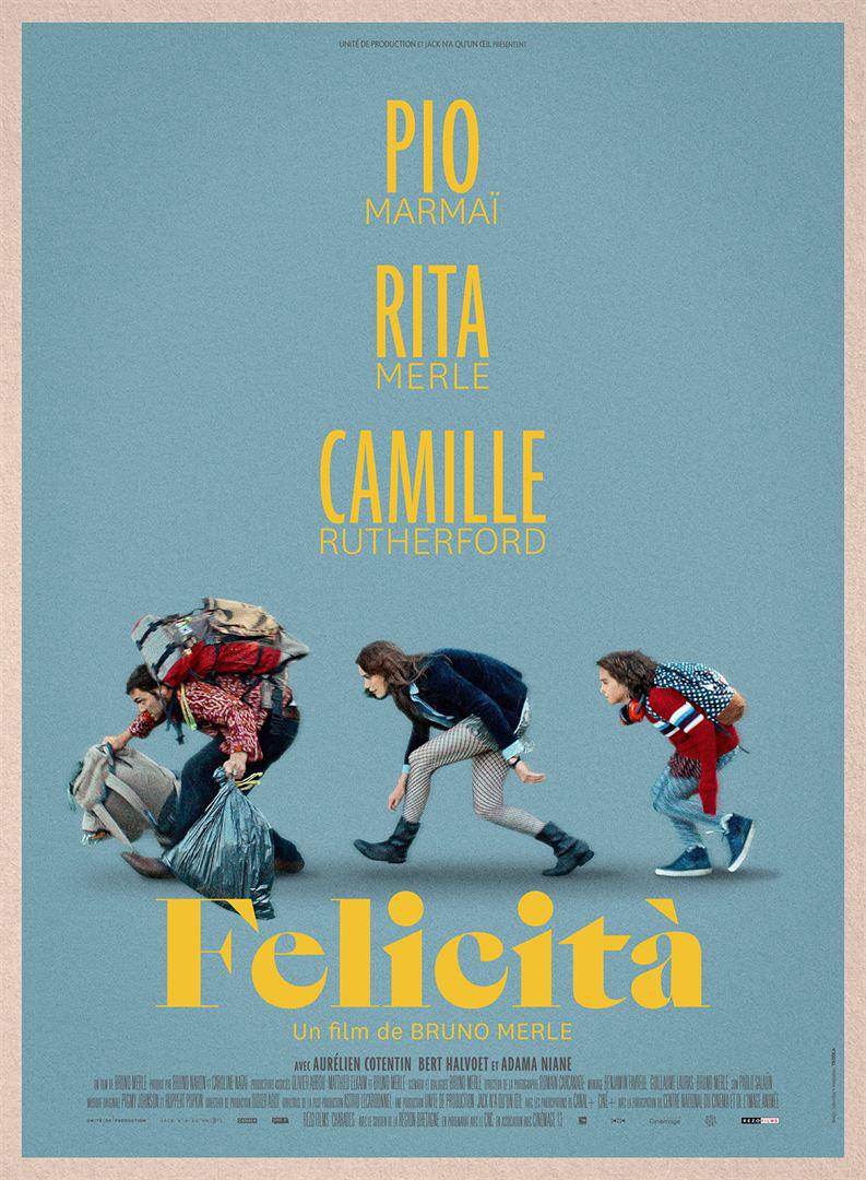 Felicità / Film de Bruno Merle  | Merle, Bruno. Metteur en scène ou réalisateur. Scénariste