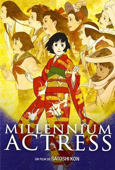 Millennium Actress / Dessin animé de Satoshi Kon  | Kon , Satoshi . Metteur en scène ou réalisateur. Scénariste