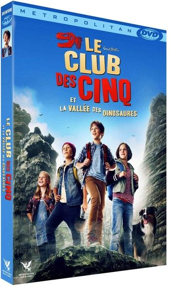 Club des Cinq et la vallée des dinosaures (Le) = Funf Freunde und das Tal der Dinosaurier  