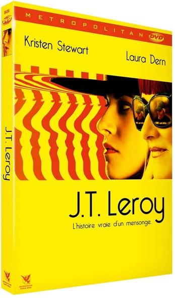 J.T. Leroy / Film de Justin Kelly  | Kelly , Justin . Metteur en scène ou réalisateur. Scénariste