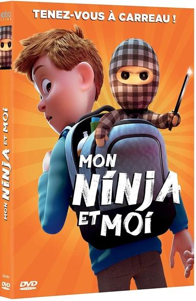 Mon ninja et moi / Film d'animation de Anders Matthesen et Thorbjorn Christoffersen | Matthesen , Anders . Metteur en scène ou réalisateur. Scénariste