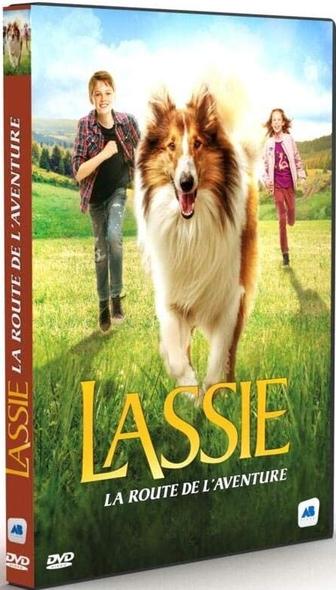 Lassie : la route de l'aventure / Film de Hanno Olderdissen  | Olderdissen , Hanno . Metteur en scène ou réalisateur