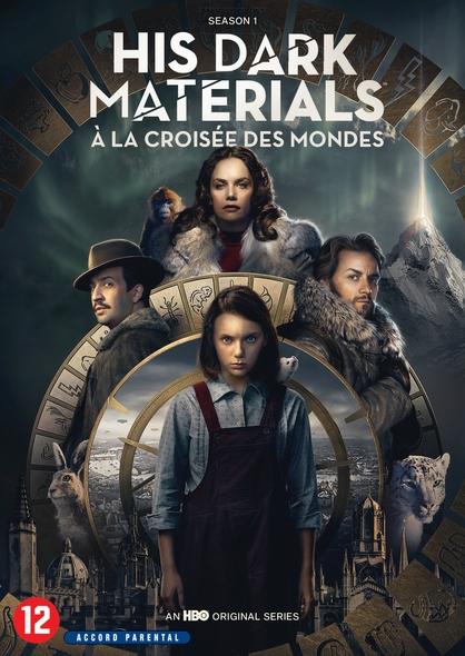 His Dark Materials : A la croisée des mondes : 3 DVD | Hooper, Tom. Réalisateur