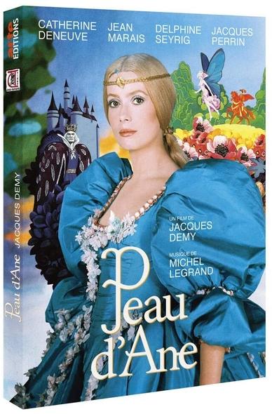 Peau d'âne / Jacques Demy, réal.  | Demy, Jacques (1931-1990). Metteur en scène ou réalisateur. Scénariste