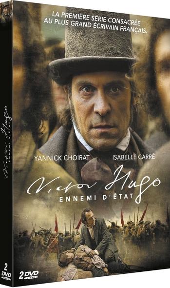 Victor Hugo : ennemi d'Etat / une mini-série réalisée par Jean-Marc Moutout |