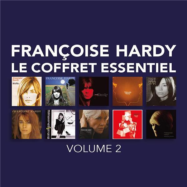 Le coffret essentiel - Volume 2 | Françoise Hardy (1944-....). Interprète