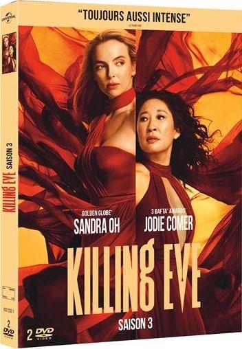 Killing Eve : 2 DVD | McDonough, Terry. Réalisateur