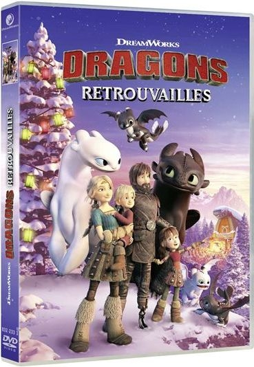 Dragons : Retrouvailles = How to Train Your Dragon: Homecoming | Johnson, Tim. Réalisateur