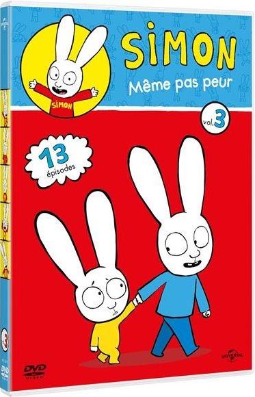 Simon : Même pas peur / Série animée de Julien Cayot  |