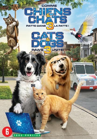 Comme chiens et chats 3  