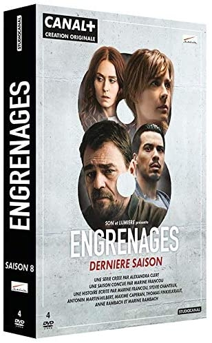 Engrenages . Saison 8  |