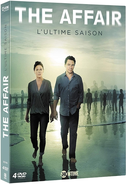 The Affair : 4 DVD = The Affair - Season 5 | Bucksey, Colin. Réalisateur