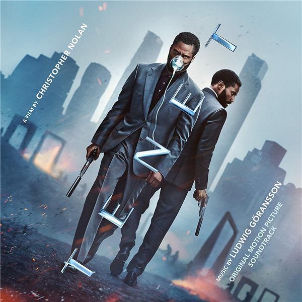 Tenet : B.O. du film de Christopher Nolan / Ludwig Göransson |