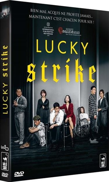 Lucky Strike = Jipuragirado Jabgo Sipeun Jimseungdeul / Beasts That Cling to the Straw / Kim Yong-Hoon, réal.  |
