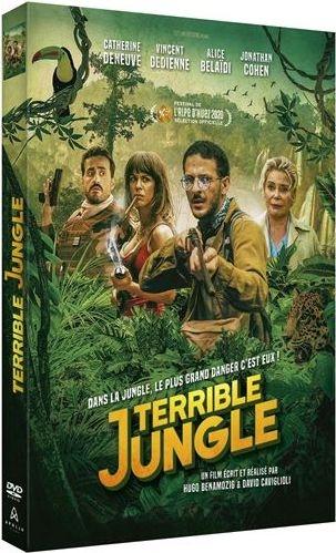 Terrible Jungle / Film de Hugo Benamozig et David Caviglioli  | Benamozig , Hugo . Metteur en scène ou réalisateur. Scénariste