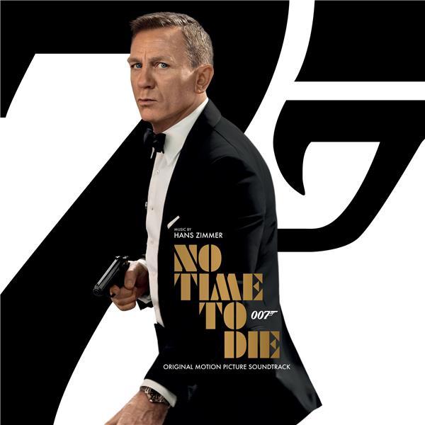 No time to die = Mourir peut attendre : original motion picture soundtrack   Hans Zimmer (1957-....). Compositeur