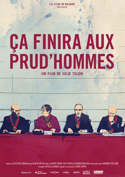 Ça finira aux Prud'hommes . DVD / Julie Talon, réal.   
