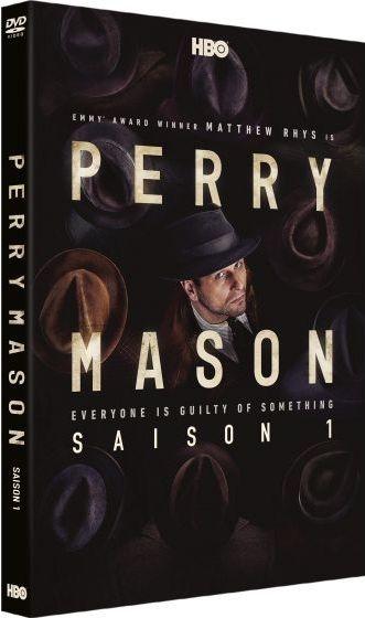 Perry Mason : Saison 1 / Série télévisée de Rolin Jones et Ron Fitzgerald | Jones, Rolin. Metteur en scène ou réalisateur. Scénariste
