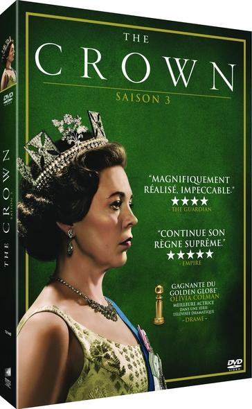 The Crown : Saison 3 / Benjamin Caron, Christian Schwochow, Jessica Hobbs, Samuel Donovan, réal.  | Caron , Benjamin . Metteur en scène ou réalisateur
