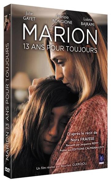 Marion, 13 ans pour toujours   Guerdjou, Bourlem. Réalisateur