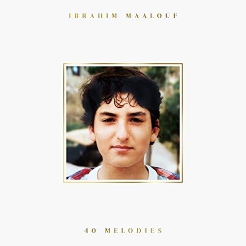 40 mélodies / Ibrahim Maalouf | Maalouf, Ibrahim. Trompette. Composition. Arrangement