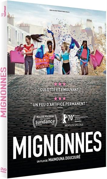 Mignonnes / Film de Maimouna Doucouré  | Doucouré , Maimouna . Metteur en scène ou réalisateur. Scénariste