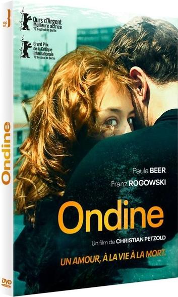 Ondine / Film de Christian Petzold  | Petzold, Christian. Metteur en scène ou réalisateur. Scénariste