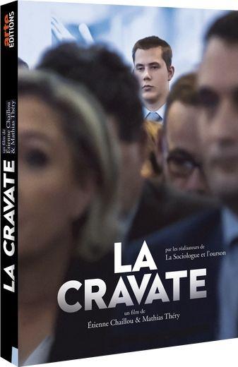 La Cravate / Etienne Chaillou, Mathias Théry, réal. ; Bastien Régnier, Franck de Lapersonne, Marine Le Pen, Florian Philippot, Eric Richermoz, act. |