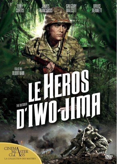 Le Héros d'Iwo-Jima / Film de Delbert Mann  | Mann, Delbert. Metteur en scène ou réalisateur