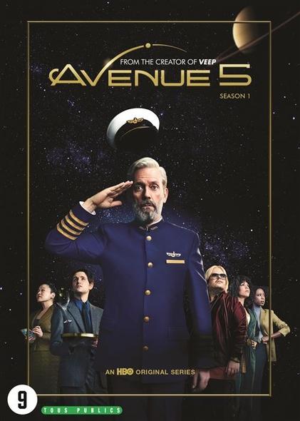 Avenue 5 / Josh Gad, Hugh Laurie, Zach Woods, [et al] act. ; Adem Ilhan, compos.  
