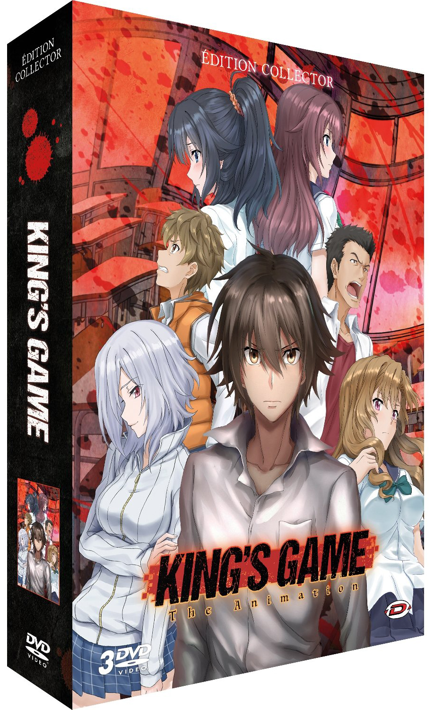 King's Game / Sasaki Noriyoshi, réalisateur | Noriyoshi , Sasaki . Metteur en scène ou réalisateur